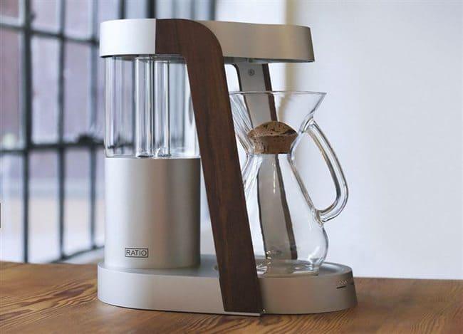 sleek-coffee-maker