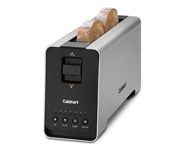 slimline toaster 2 slice