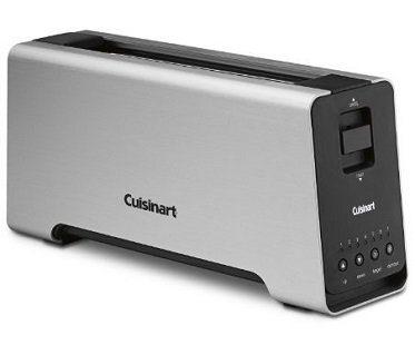 slimline toaster front