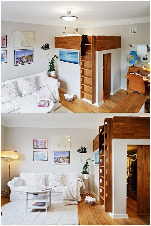 Interior Design Space: 10 Life Changing Interior Design Ideas For Small Spaces