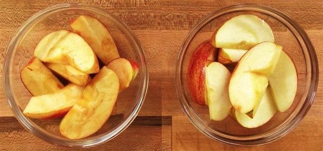 snacks-apples
