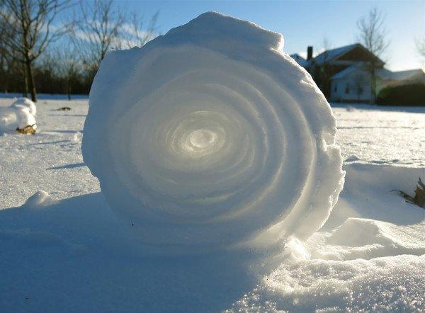 snow-roller