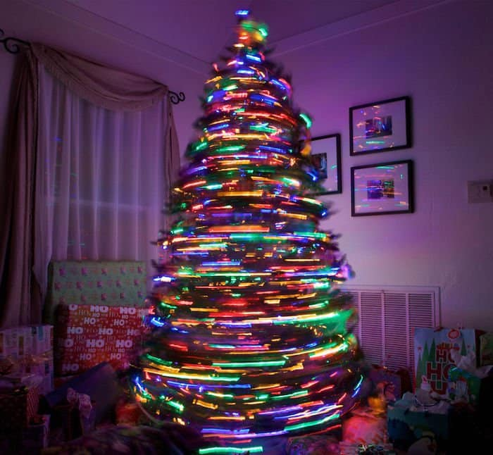 Cool Christmas Trees.18 Of The Most Creative Christmas Tree Ideas