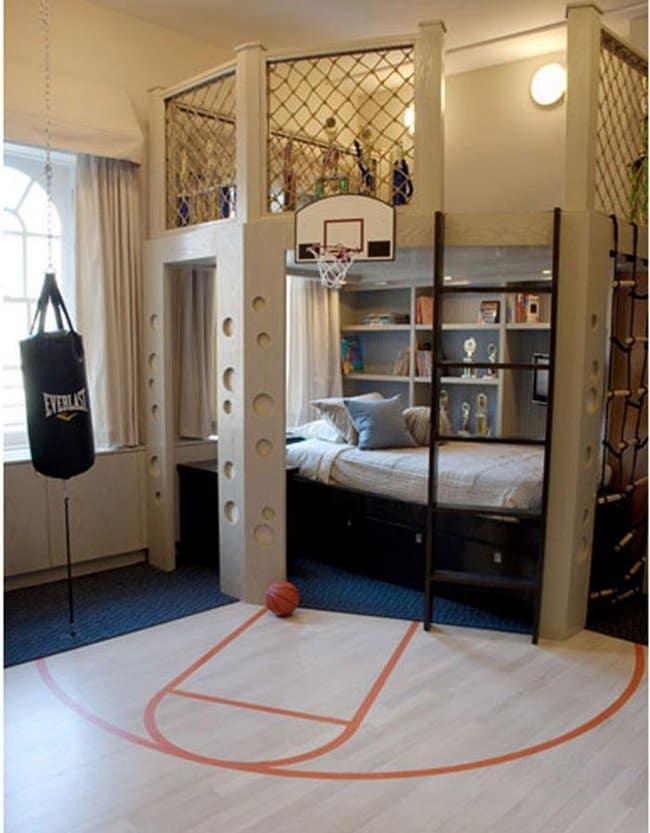 sports-bedroom