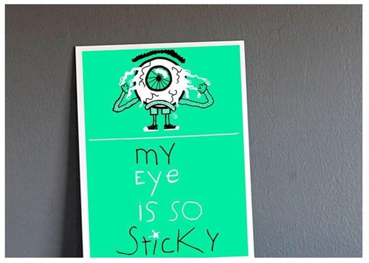 sticky-eye