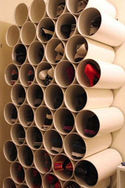 storage-PVC-pipes