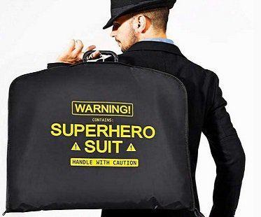 superhero suit carrier full