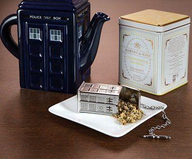 tardis tea infuser loose tea