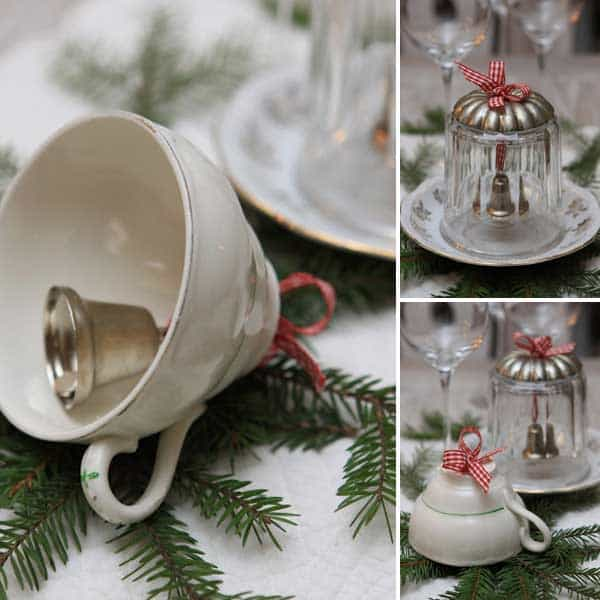 19 simple diy christmas decoration ideas you will love for Decorate christmas ideas your home