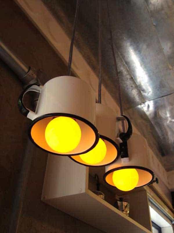 teacup lamp shades