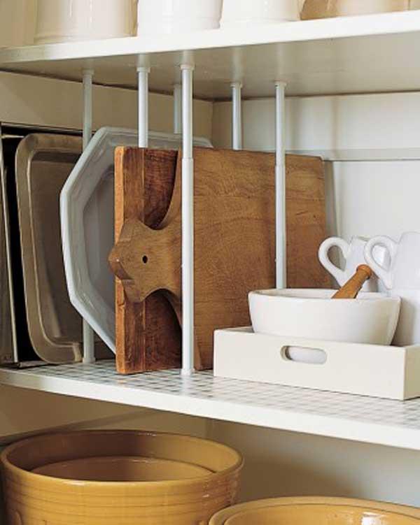 tension-rod-kitchen-storage