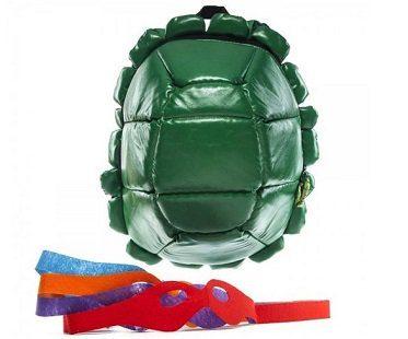 tmnt shell backpack eye masks