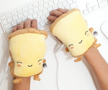 toast usb hand warmers