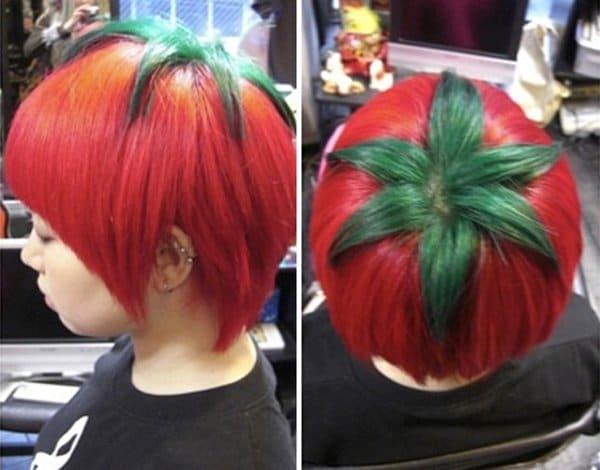 tomato-hair