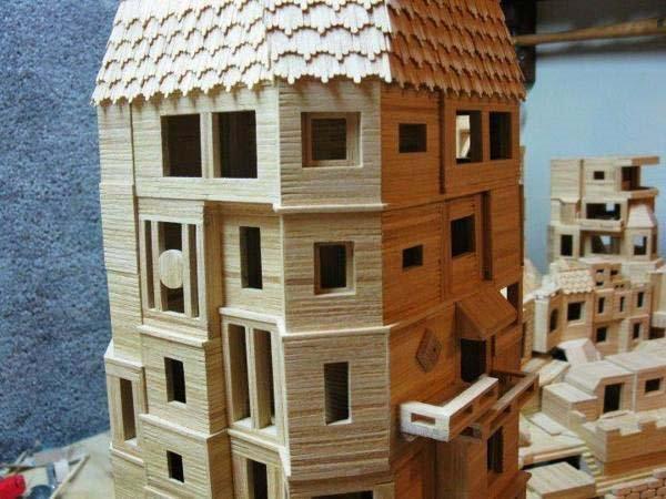 toothpick-building