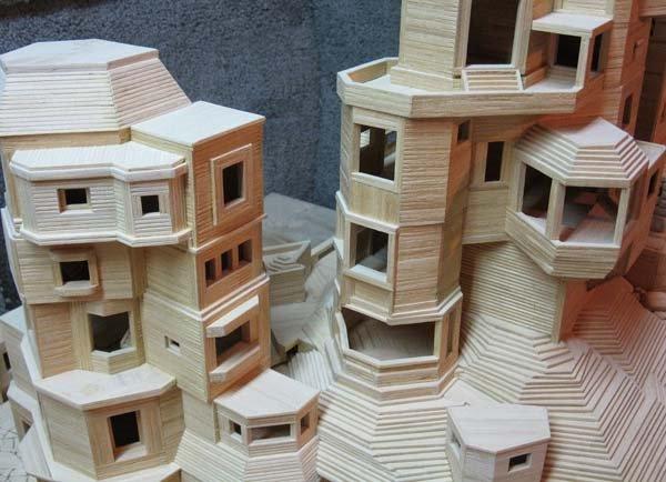toothpick-house