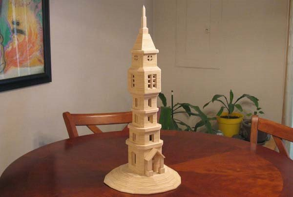 toothpick-tower