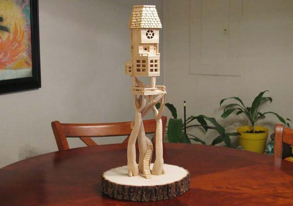 toothpick-tree-house