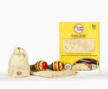 tortilla swaddle set pack