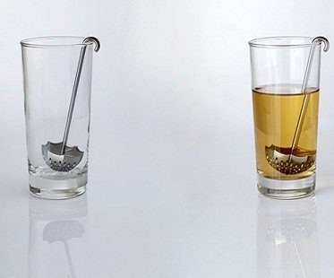 umbrella tea infuser brew