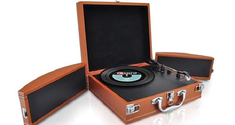 Possibly The Coolest Vinyl Record Player Out There
