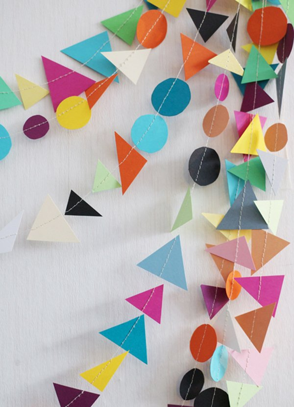 wall-art-paper-garland