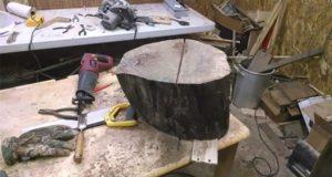 walnut tree bowl