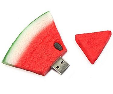 watermelon usb drive open