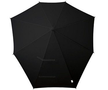 windproof umbrella top