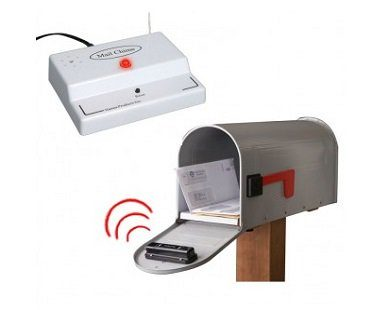 wireless mail alert system