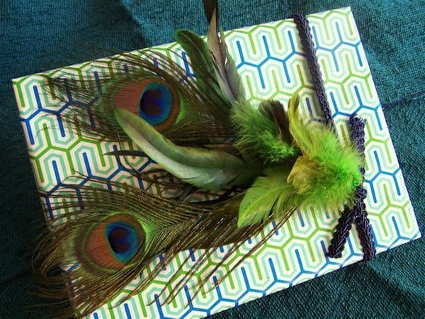 wrapping-feathers