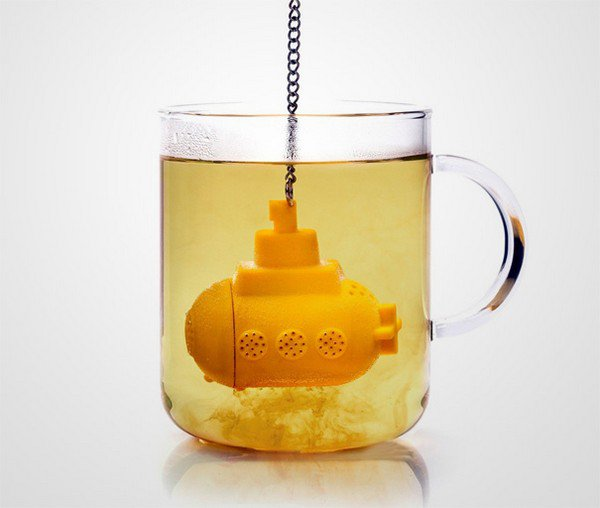 yellow sub infuser