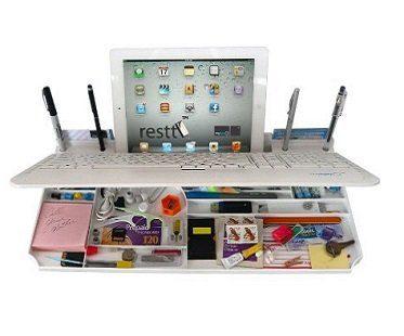 6 In 1 Keyboard And Organizer ipad stand
