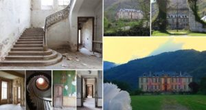 Abandoned French Chateau