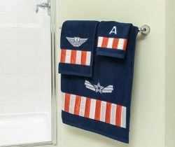 Captain America Towel Set