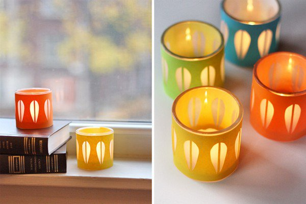 Cathrineholm Candle Holders