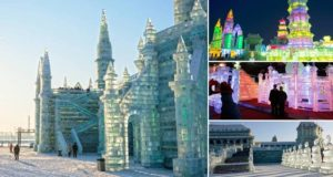 China Snow Ice Festival