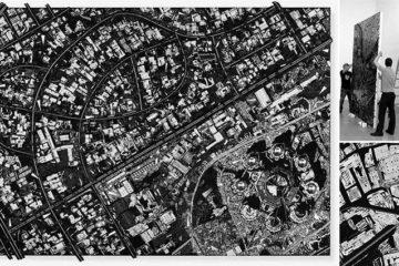 City Maps Art