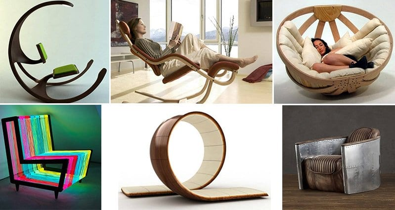 12 Crazy Chair Designs So Awesome They Put Normal Chairs To Shame