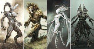 monster Zodiac Signs