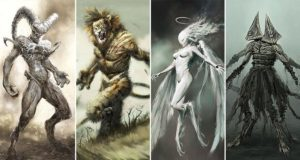 monster Zodiac Signs