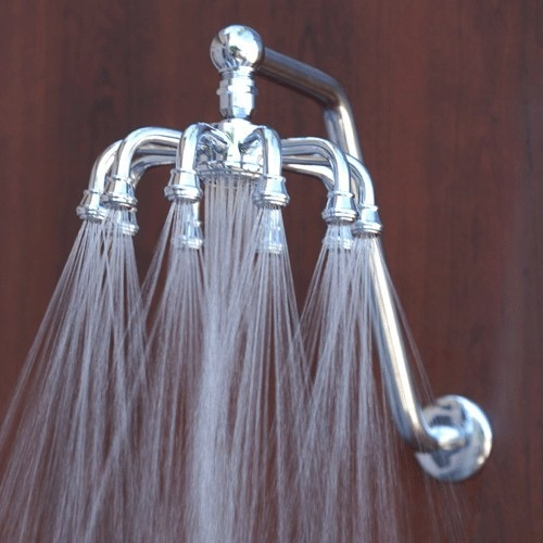 DIY-showerhead