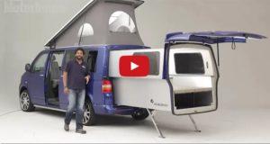 Doubleback Camper Van