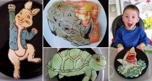 cool pancakes