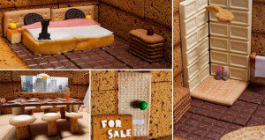 Gingerbread Loft