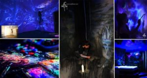 Glow In The Dark Murals