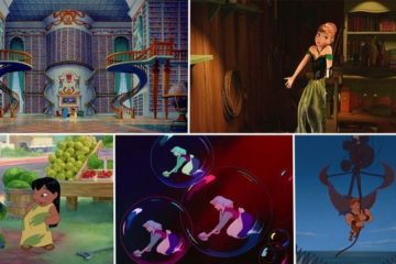 Hidden Mickey Disney Movies