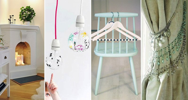 15 ingenious home decor hacks to brighten up your living for Home decor hacks