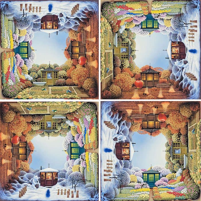 Jacek-Yerka-four-seasons-next