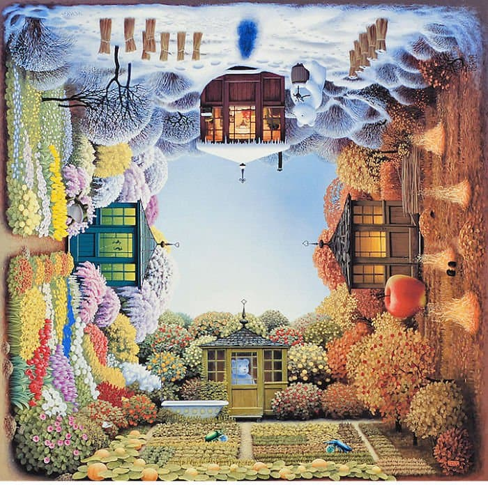 Jacek-Yerka-four-seasons-top
